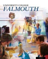 2012 Prospectus - University College Falmouth