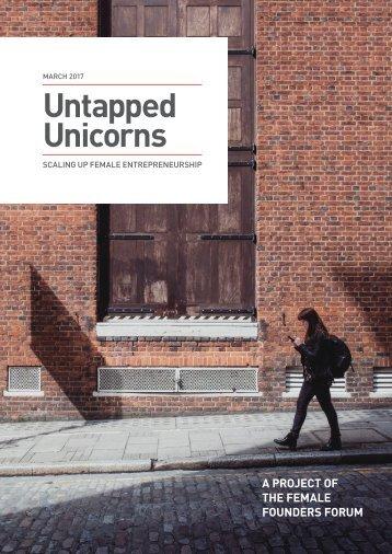 Untapped Unicorns