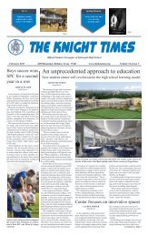 THE KNIGHT TIMES - February 2017