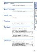 Sony DSC-W190 - DSC-W190 Consignes d'utilisation Néerlandais - Page 5