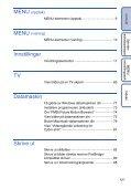 Sony DSC-W190 - DSC-W190 Consignes d'utilisation Norvégien - Page 5