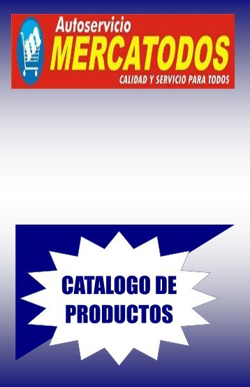 catalogo  mercatodos