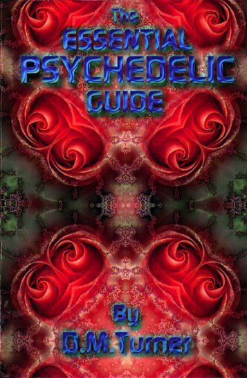 DM Turner- The Esseential psychedelic guide