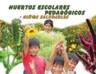 Manual Huerto Escolar - Pura Vida 2015