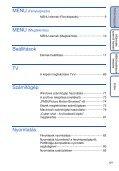 Sony DSC-W190 - DSC-W190 Consignes d'utilisation Hongrois - Page 5