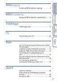 Sony DSC-W190 - DSC-W190 Consignes d'utilisation Suédois - Page 5