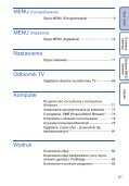 Sony DSC-W190 - DSC-W190 Consignes d'utilisation Polonais - Page 5