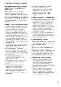 Sony DSC-W190 - DSC-W190 Consignes d'utilisation Tchèque - Page 7