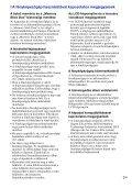 Sony DSC-W190 - DSC-W190 Consignes d'utilisation Hongrois - Page 7