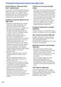 Sony DSC-W190 - DSC-W190 Consignes d'utilisation Grec - Page 6