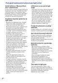 Sony DSC-W190 - DSC-W190 Consignes d'utilisation Turc - Page 6