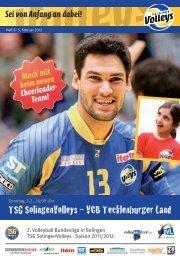 TSG SolingenVolleys – VCB Tecklenburger Land