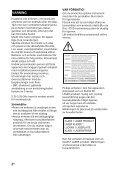 Sony BDV-NF7220 - BDV-NF7220 Guide de référence Suédois - Page 2