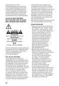 Sony BDV-NF7220 - BDV-NF7220 Guide de référence Suédois - Page 4
