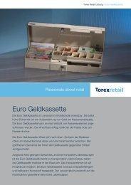 Euro Geldkassette