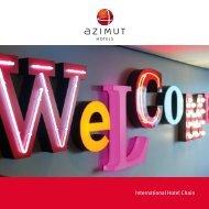 _ AZIMUT Hotels