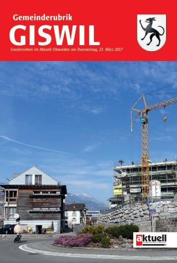 Gemeinde Giswil 2017-12