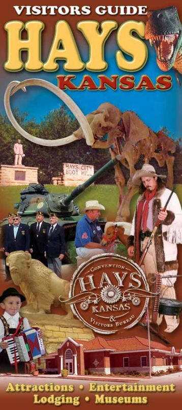 Visitors Guide - City of Hays, KS