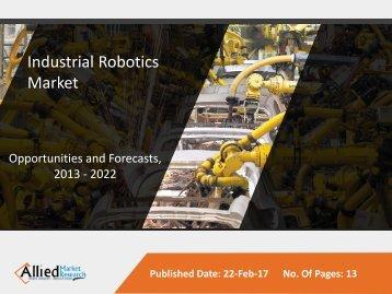 Industrial Robotics Market pdf