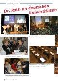 Rath international März - Dr. Rath Gesundheits-Allianz - Seite 4