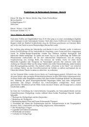 Klasse 2B, Mag. Dr. Marion Jelitzka, Mag. Ursula Florian-Beyer BG ...