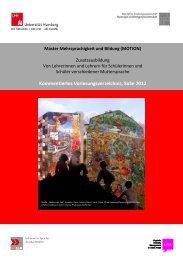 Sprachen der Welt - SLM - Universität Hamburg