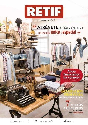 Catálogo Retif Novedades 2017 Primavera