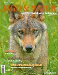 Jagd & Natur Ausgabe April 2017 | Vorschau