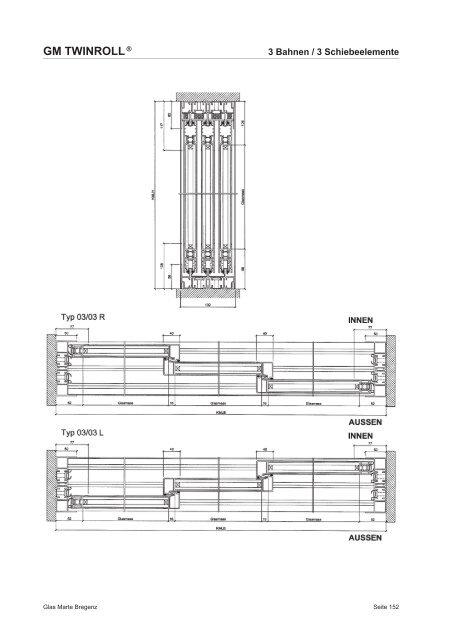 GM TWINROLL - Detailzeichnungen