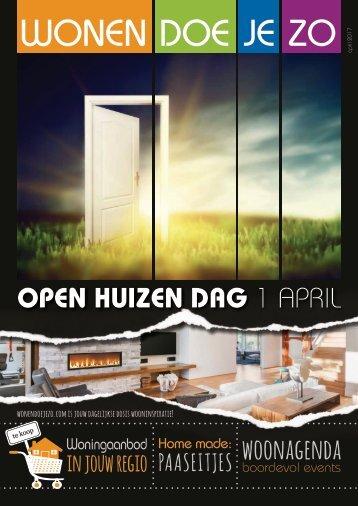 WonenDoeJeZo Zuid-West Nederland, #april 2017