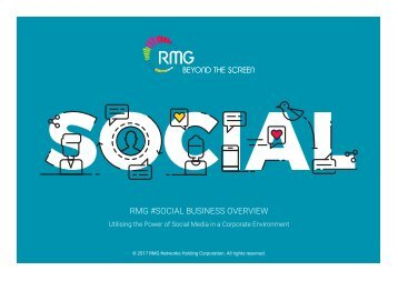 RMG SOCIAL INTERNAL COMS STRATEGIES