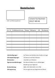 FA Bestellschein pdf