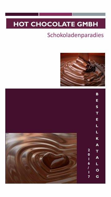 Hot Chocolate GMBH