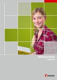 Bildungsräume 2017/2018 (2. Auflage)