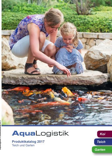 Aqualogistik Produktkatalog 2017