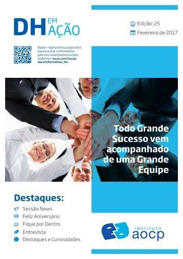Instituto AOCP | Edição Fevereiro