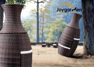 JOYGARDEN OUTDOOR CATALOGUE 2014