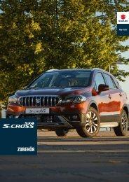 SX4 S-CROSS Zubehörprospekt