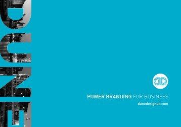 Dune Design Brand Consultancy