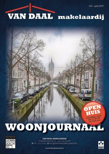 Van Daal Woonjournaal #16, april 2017