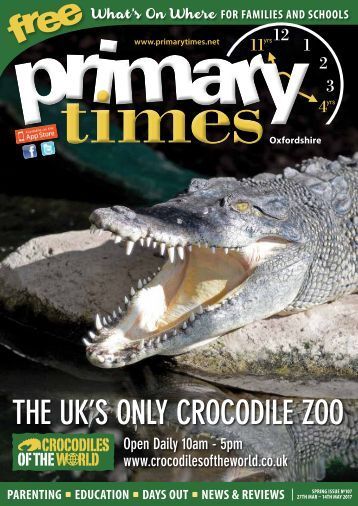 Primary Times Oxfordshire Spring 2017