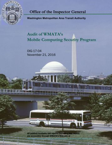 Audit-of-WMATA-s-Mobile-Computing-Security-Program-OIG-17-04-Post