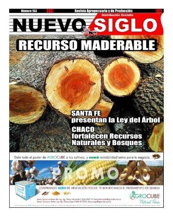 Revista Agropecuaria Nuevo Siglo Número 153 - Marzo 2017