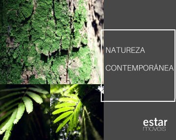 NATUREZA CONTEMPORANEA