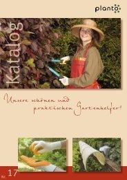 planto Katalog Nr. 17