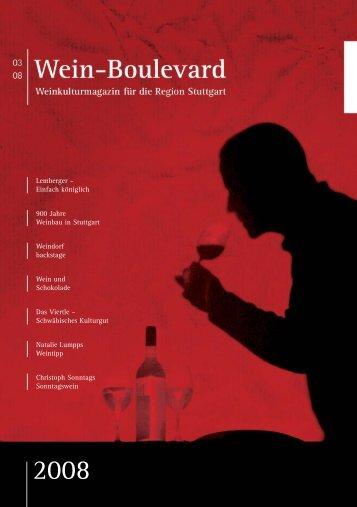 Der Wein ist ein - Pro Stuttgart