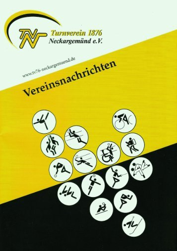 TV 1876 Neckargemünd e.V. - Vereinsnachrichten - 2017-1