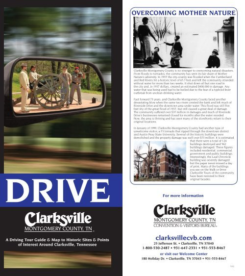 drive clarksville in order