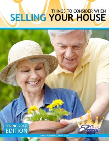 Selling a Home Spring 2017